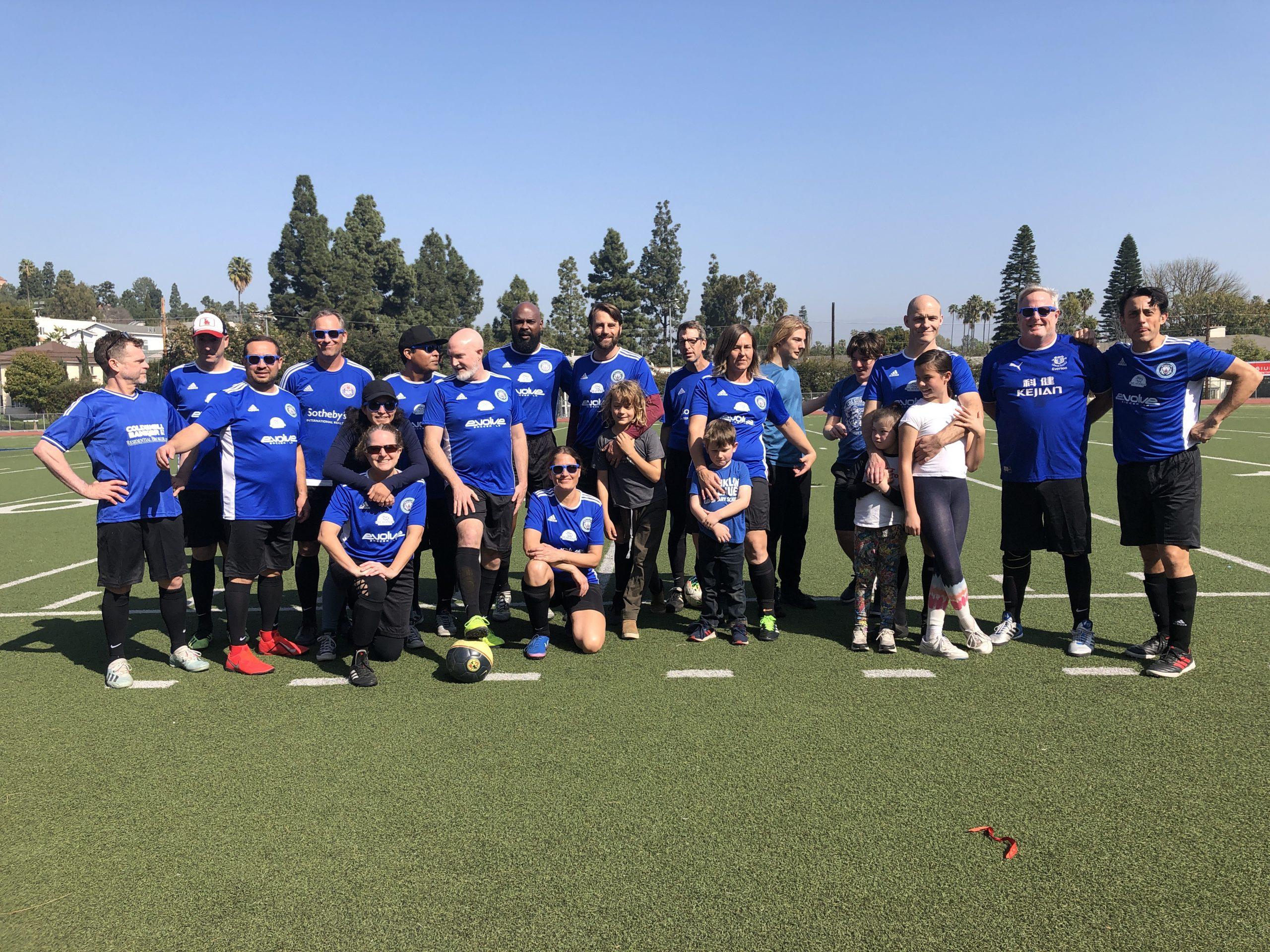 King Lions Parent Soccer Team